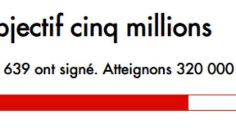 Objectif 5 Millions… continuons !
