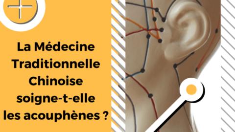 Acouphènes et MTC par JM Triboulet